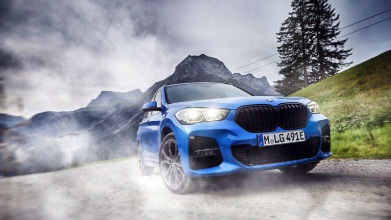 Versiunea plug-in hybrid BMW X1 xDrive25e are o autonomie electrică de până la 57 de kilometri