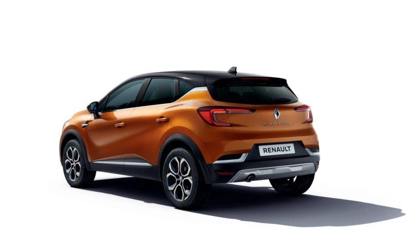Informații noi despre varianta PHEV a noului Renault Captur