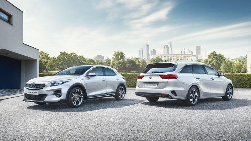 Kia a lansat versiunile plug-in hybrid ale lui XCeed și Ceed Sportswagon