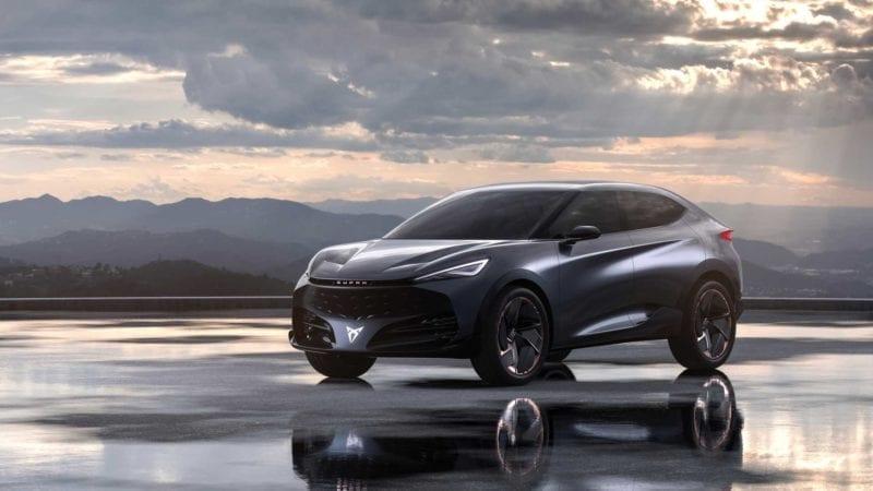 Conceptul Cupra Tavascan are 306 CP și autonomie electrică de 450 de kilometri