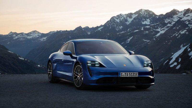 Porsche a lansat noul Taycan, primul model electric pregătit de constructorul din Stuttgart
