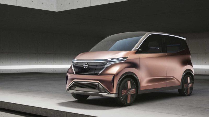 Nissan prezintă la Tokyo conceptul IMk