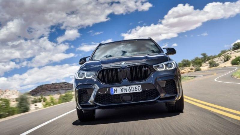BMW a prezentat noile X5 M și X6 M