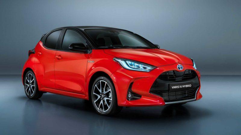 Toyota a prezentat noul Yaris
