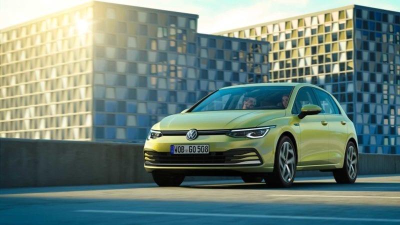 Volkswagen Golf a primit o nouă generație