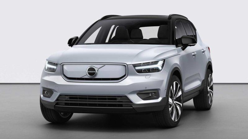Volvo lansează XC40 Recharge, primul model electric al companiei