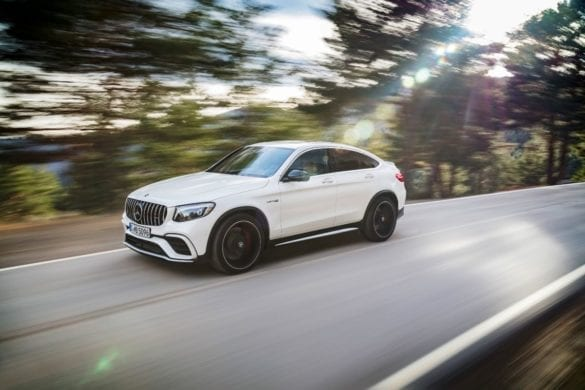 Test Mercedes-AMG GLC 63 S 4MATIC+ Coupe: Atac armat