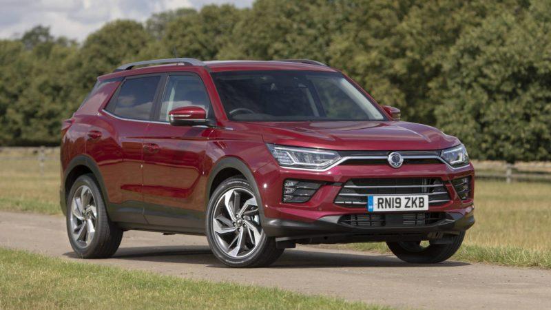 SsangYong va lansa în 2021 o versiune electrică a SUV-ului Korando