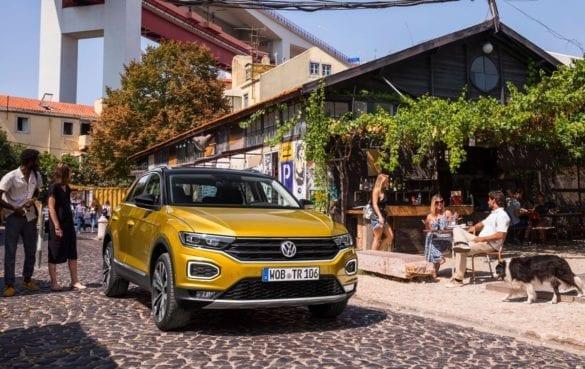 Test Volkswagen T-Roc: Cel mai mic 4Motion