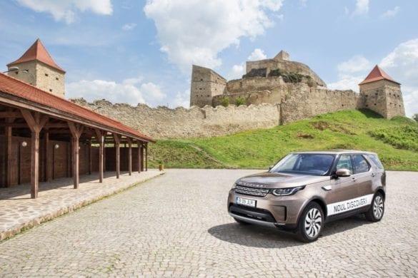 Test Land Rover Discovery: În gardă