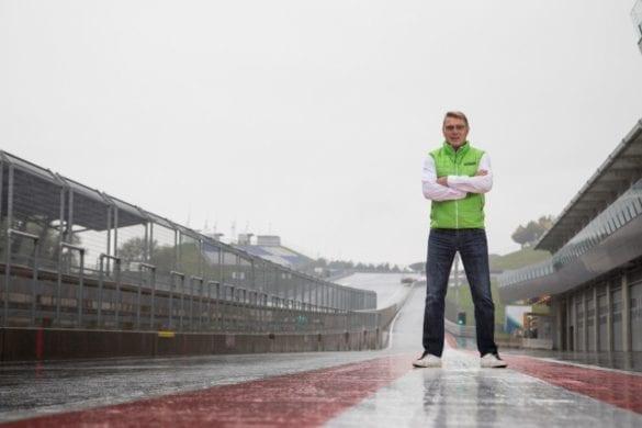 Față în față cu Mika Hakkinen: Matematică flat out