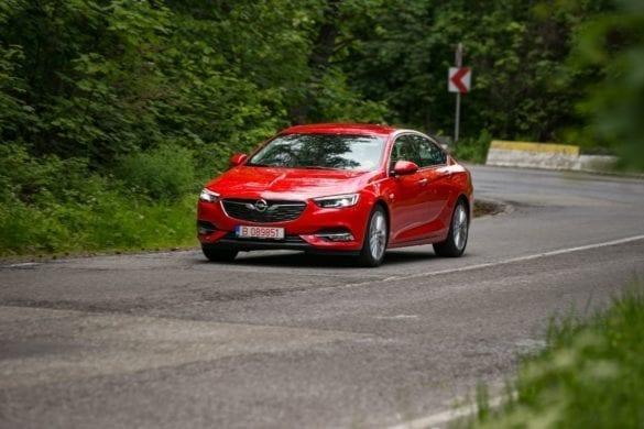 Test Opel Insignia Grand Sport: Trei în unu