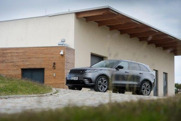 Test cu Range Rover Velar la crama Lacerta: De viță nobilă
