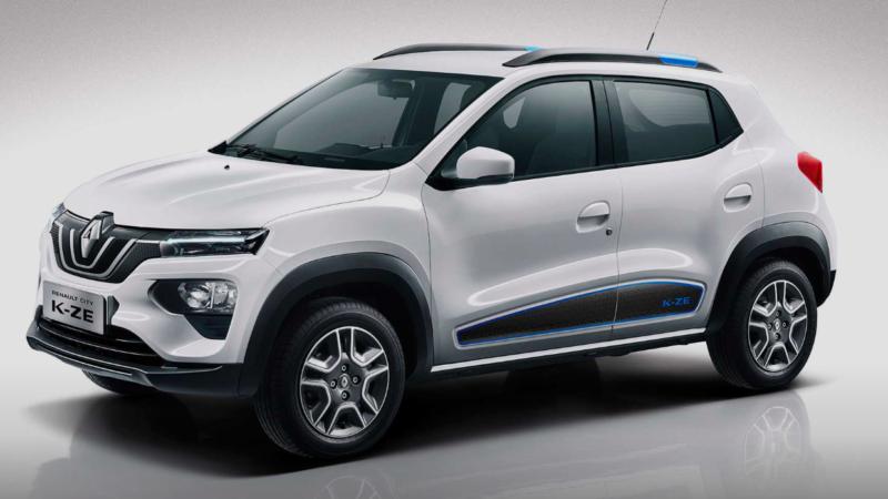 SUV-ul electric Renault K-ZE va fi introdus și în gama din Europa