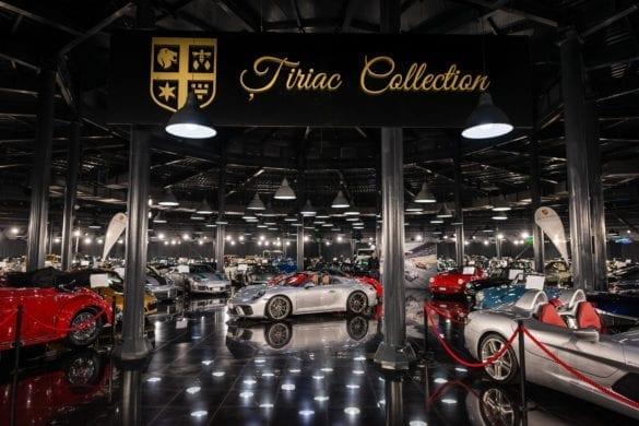 Două unități Porsche 911 Speedster sunt cele mai noi exponate din cadrul Galeriei Țiriac Collection