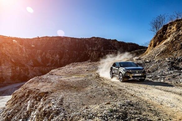 Test Peugeot 3008 GT: Leul și scenariul SUV