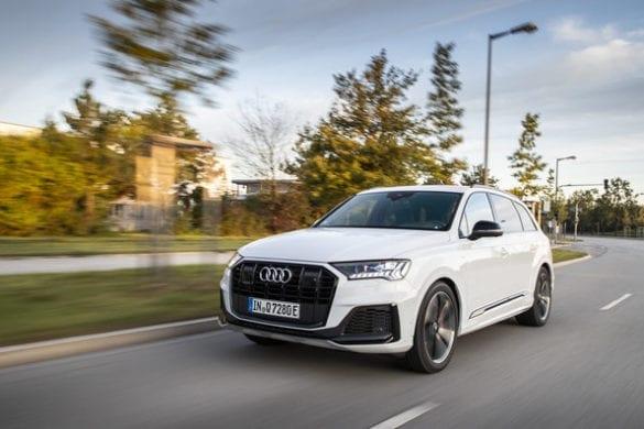 Audi Q7 are o nouă variantă plug-in hybrid