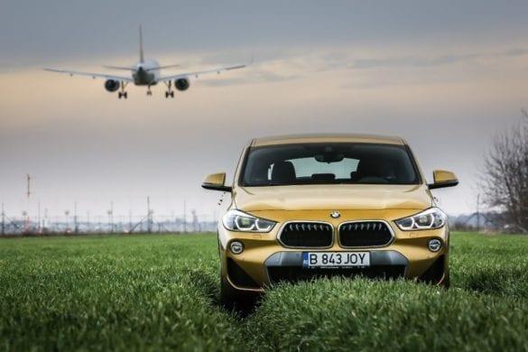 Test BMW X2: Is it a plane?