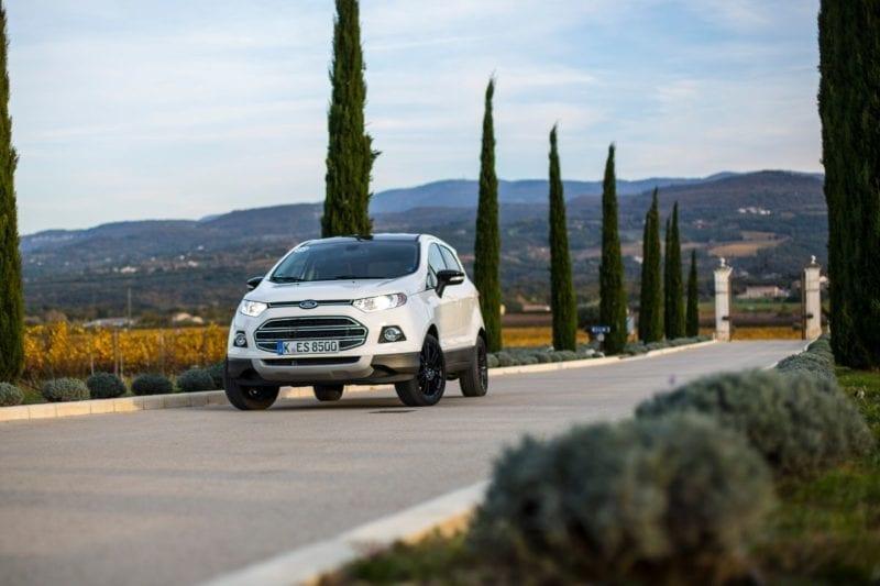 Test Ford EcoSport: Scuze de întârziere!