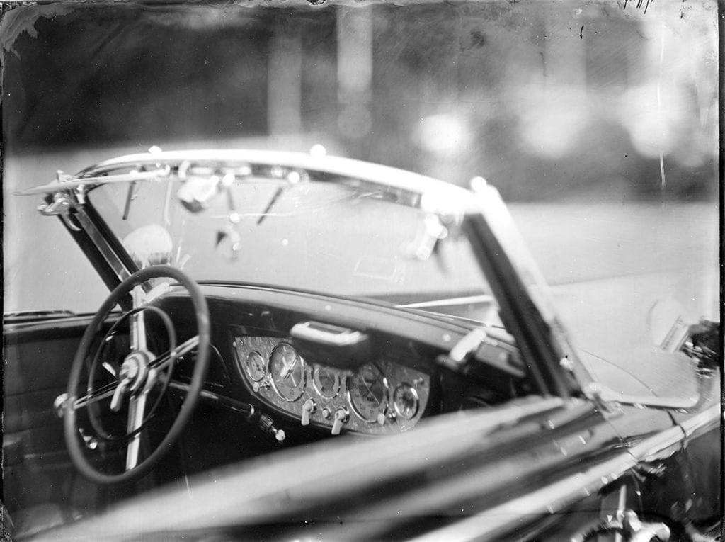 test Mercedes-Benz 540 K Cabriolet A Sindelfingen