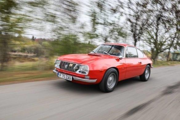 test Lancia Fulvia Sport Zagato: Frumusețe atipică