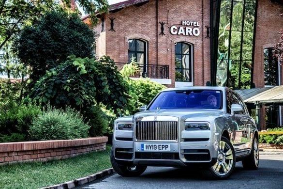 Test Rolls-Royce Cullinan: Paradox de lux