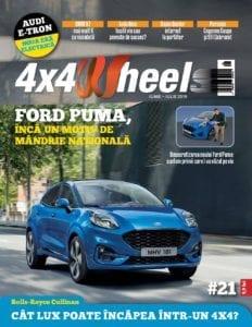 Revista 4x4Wheels nr 21