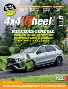 Revista 4x4Wheels nr. 22