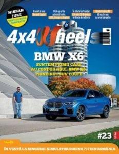 Revista 4x4Wheels nr. 24