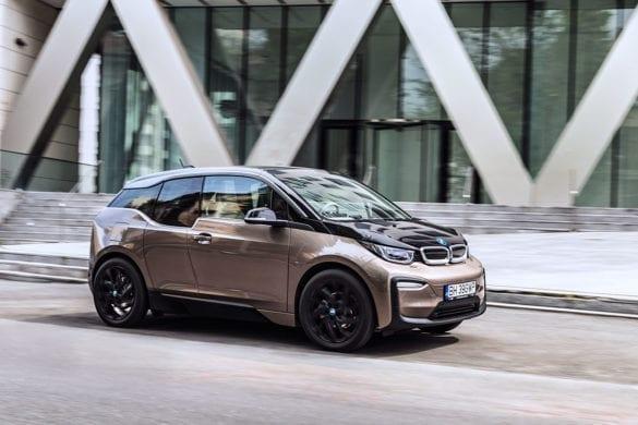 Test BMW i3 facelift: Evoluția speciei
