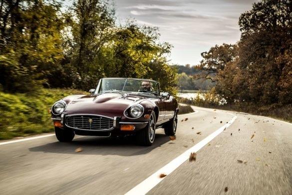 Test Jaguar E-Type: Cea mai frumoasă mașină din lume