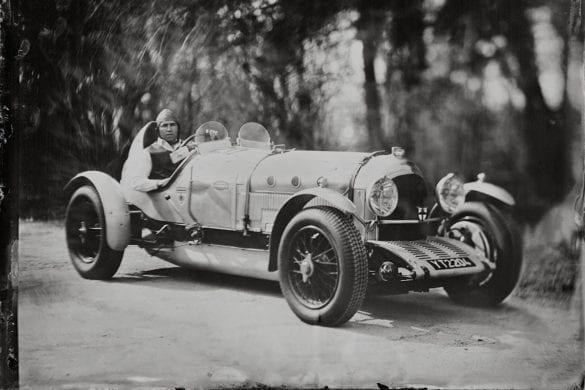 Test cu un Bentley de Grand Prix din 1927: The Other Gun