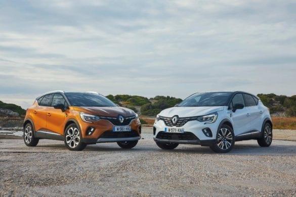 Test Renault Captur: Impresionant