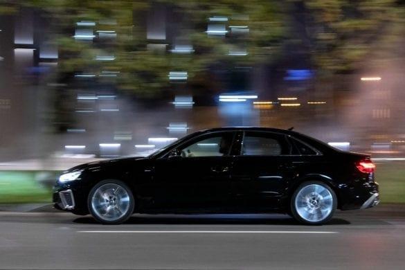 Test Audi A4: Pișcături electrice