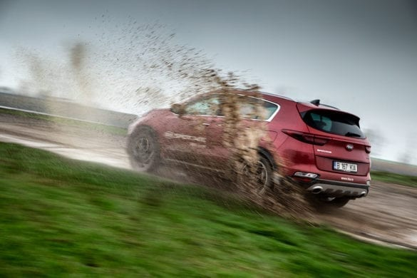 Test Kia Sportage: Un exercițiu de eficiență