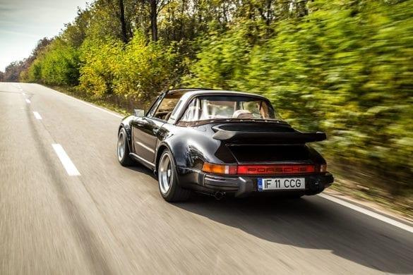 Test Porsche 911 Targa: Dragoste la a doua vedere - 17