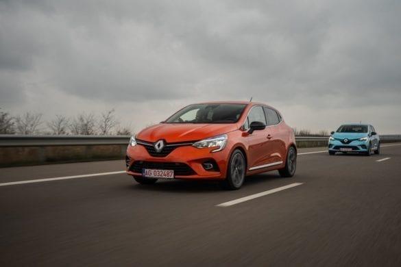 Test Renault Clio: Un Clio însorit