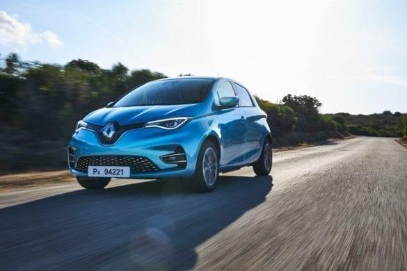 Test noul Renault Zoe