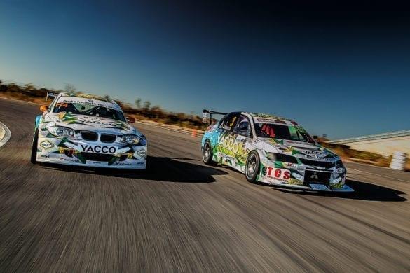Yacoo Racing: Frații