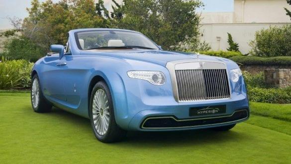 Rolls-Royce Hyperion: cel mai depreciat Rolls unicat din lume?