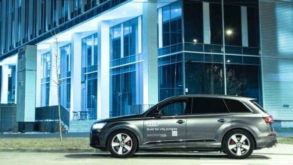 Test Audi SQ7
