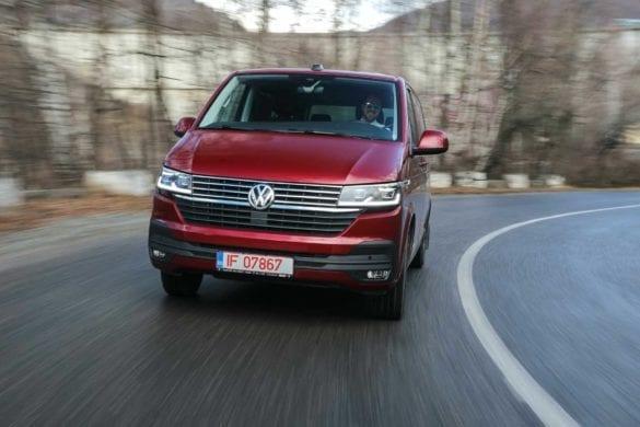 Test VW Multivan în Revista 4x4Wheels