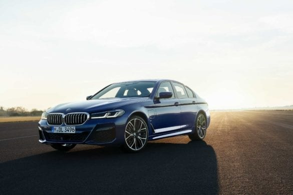 BMW Seria 5 facelift 2020
