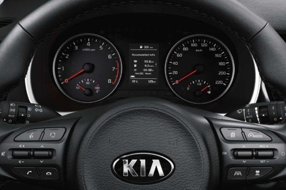 Kia Rio facelift 2020