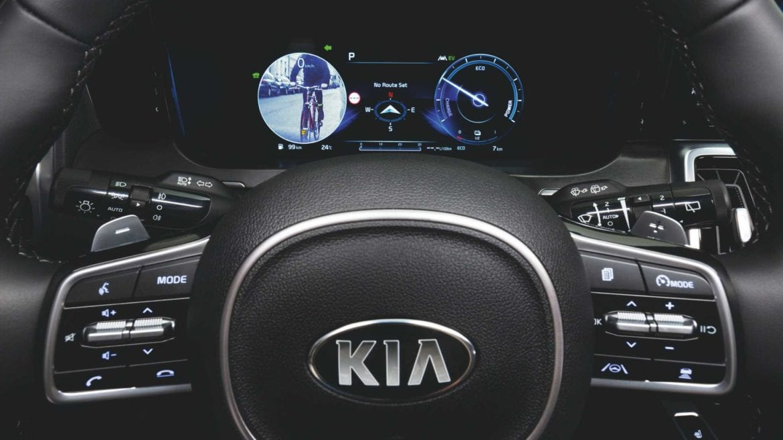 Blind Spot View Monitor, noul asistent de unghi mort pentru Kia Sorento