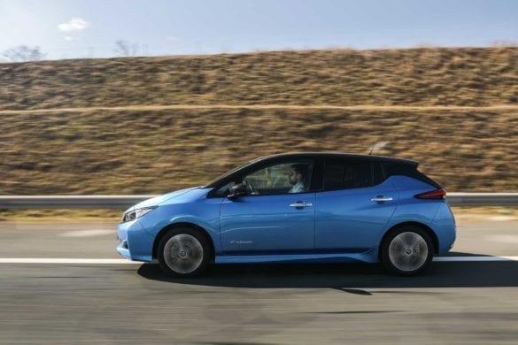 Nissan Leaf e+, test EcoWheels în România