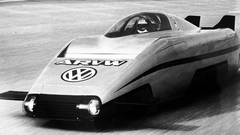ARVW, cel mai rapid și mai aerodinamic Volkswagen produs vreodată