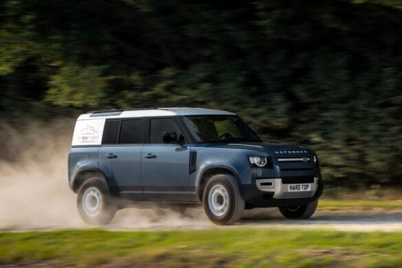 Noul Land Rover Defender Hard Top 8