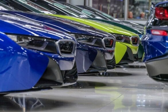BMW i8 la final producție