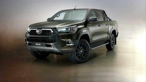 Noua Toyota Hilux facelift 2020